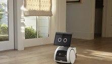 Amazon apresenta robô futurista para segurança de casas