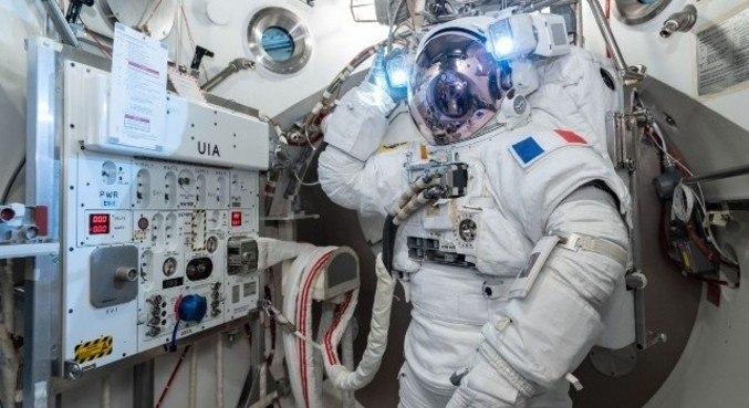 Serão selecionados 26 astronautas ao todo