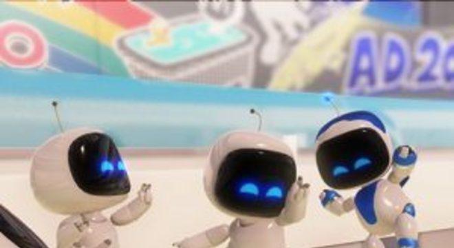 Astro's Playroom para PS5 terá de 4 a 5 horas de duração e surpresa para fãs