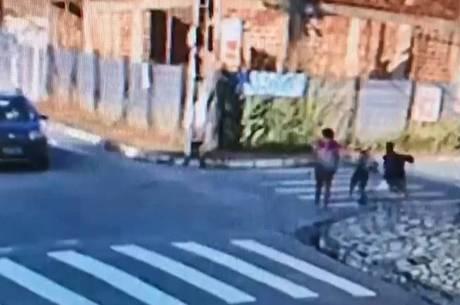 Menina morreu a caminho da escola