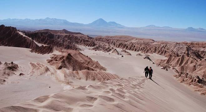 Tempo seco em BH registra umidade equivalente a do deserto Atacama