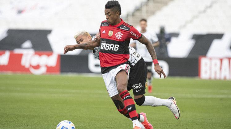 Atacante: Bruno Henrique - 16 votos.