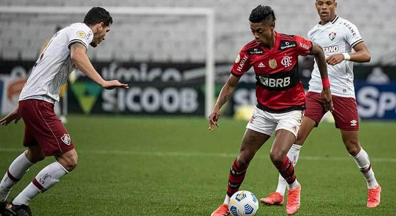 Atacante: Bruno Henrique (Flamengo)