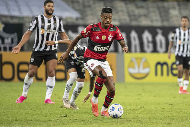 Atacante: Bruno Henrique (Flamengo).