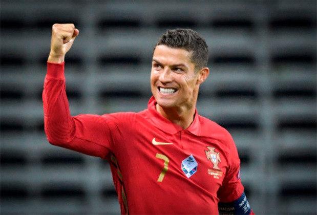 Atacante: Cristiano Ronaldo (português)