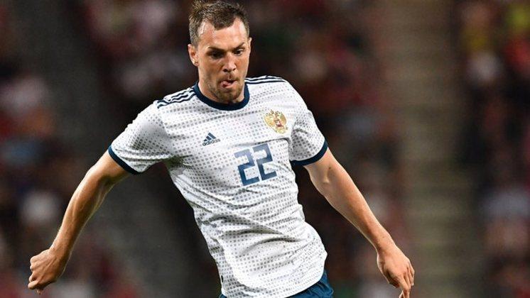 Atacante da Rússia na Copa de 2018, Dzyuba terá seu contrato com o Zenit encerrado no fim da temporada. Ele vale 13 milhões de euros (cerca de R$ 78 milhões), segundo o Transfermarkt.