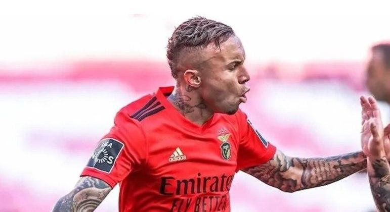 Atacante: Everton Cebolinha (Benfica)