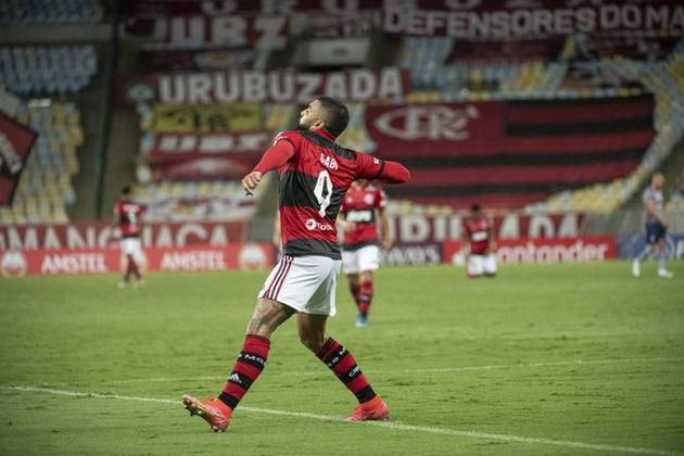 ATACANTE: Gabriel Barbosa - Flamengo