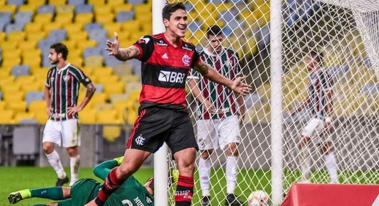 Atacante: Pedro (Flamengo)