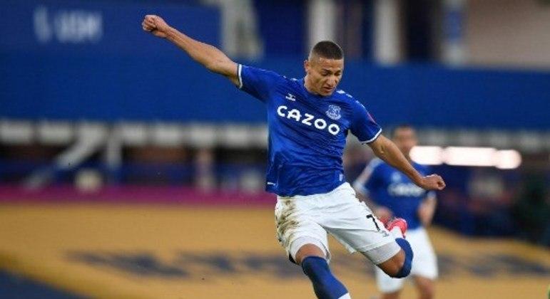 Atacante: Richarlison (Everton)