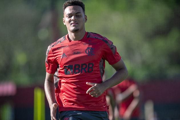 Atacante - Rodrigo Muniz (19 anos)