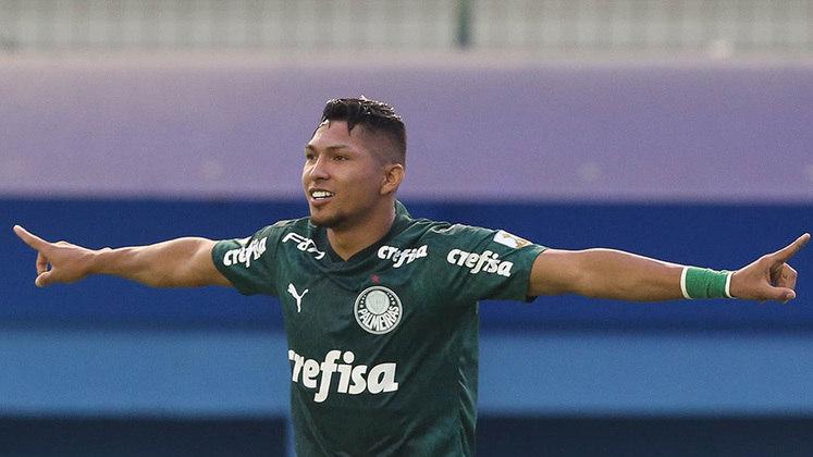 Atacante - Rony (Palmeiras).
