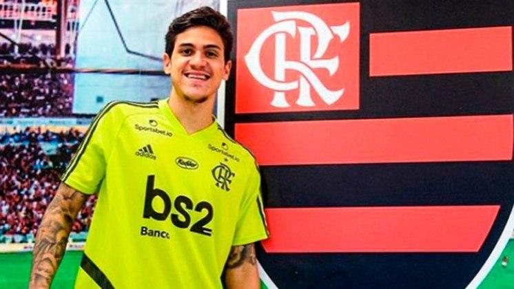 ATACANTES:Pedro (22 anos) - Relacionado em 12 jogos / Atuou contra: Resende, Madureira, Fluminense, Independiente Del Valle (2), Boavista, Cabofriense, Junior Barranquilla e Portuguesa-RJ / Gols feitos: 3