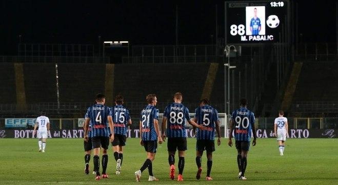 A Atalanta, 6 Z 2 no Brescia e um recorde de tentos na Europa