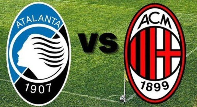 Atalanta X Milan, o cotejo crucial da rodada derradeira