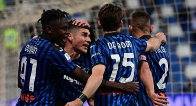 Atalanta x Juventus - Final da Copa da Itália