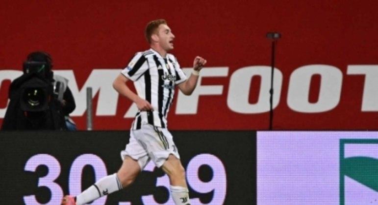 Atalanta x Juventus - Final da Copa da Itália - Kulusevski