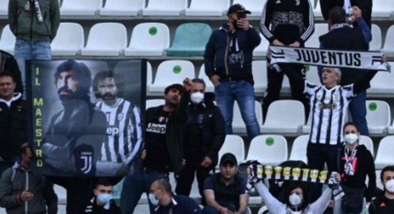Atalanta x Juventus - Final da Copa da Itália - Torcida