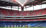 Atalanta x PSG, Champions League 2020