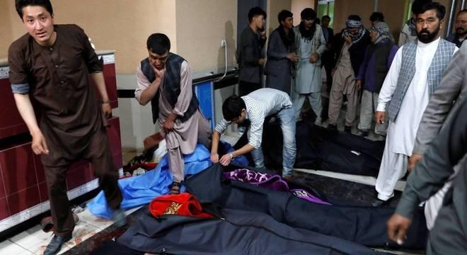 Quase todos os mortos e feridos são estudantes do centro educacional