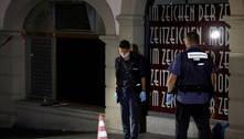Alemanha investiga motivação islâmica de ataque com faca
