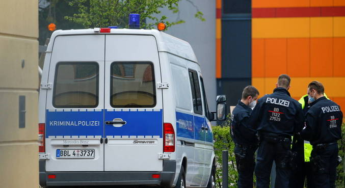 Massacre em clínica na Alemanha deixa 4 mortos e 1 ferido