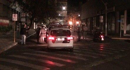 Polícia confirmou a morte de três pessoas após a ação
