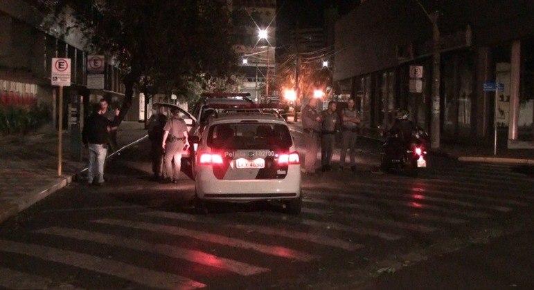 Bandidos fazem ataques em Araçatuba