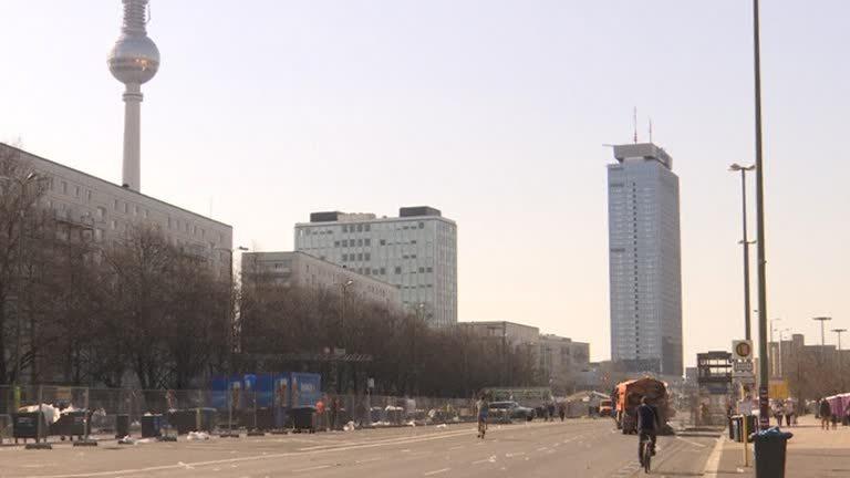 Alemanha. Polícia evita ataque contra meia-maratona de Berlim