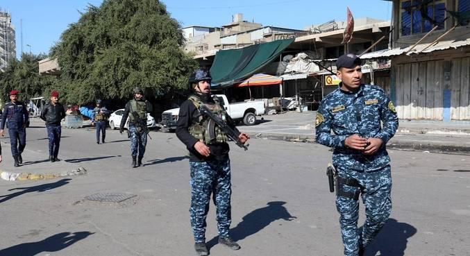 Ataque de homens-bomba deixa pelo menos 13 mortos em Bagdá