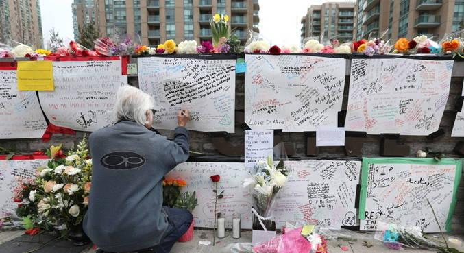 Ataque deixou 10 mortos e 16 feridos em Toronto em 2018