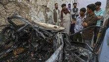 Ataque aéreo dos EUA matou 10 civis, sendo sete crianças afegãs