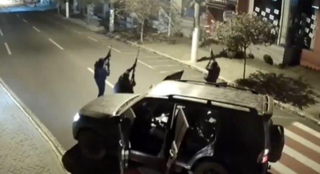 Ourinhos foi alvo de ataques em junho