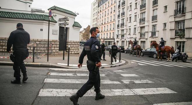 Polícia francesa prendeu o autor e mais três cúmplice do ataque em Nice