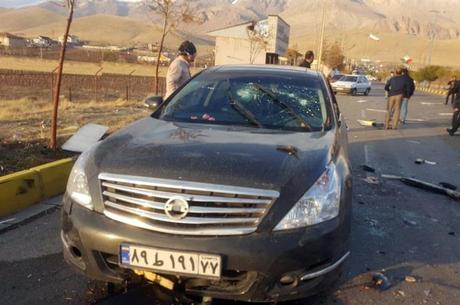 Canal iraniano disse que arma usada em crime é israelense