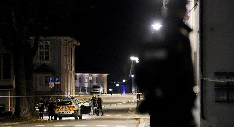 Ataque com arco e flecha matou cinco pessoas em cidade da Noruega