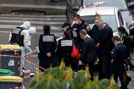 Polícia investiga caso como terrorismo