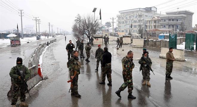 Acordo pode significar o fim da guerra no Afeganistão