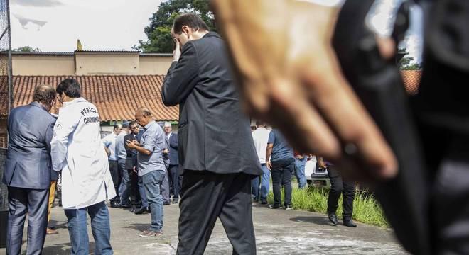 Luiz Henrique e Guilherme Taucci mataram 5 estudantes e 2 funcionárias