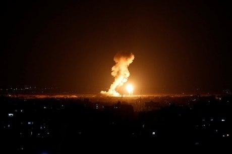Faixa de Gaza vive escalada de tensão