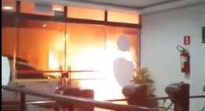 Sete suspeitos de envolvimento em ataques a bancos de Botucatu foram presos