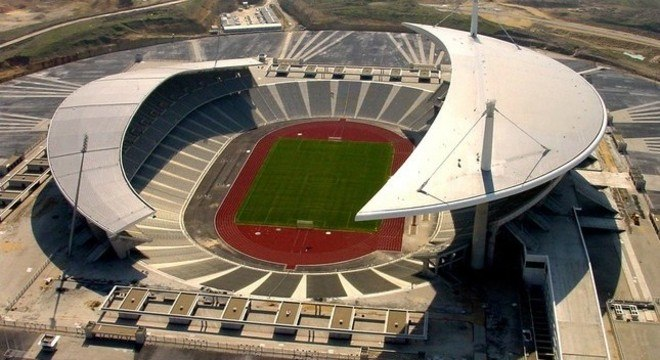 O Olímpico de Ataturk, Istambul