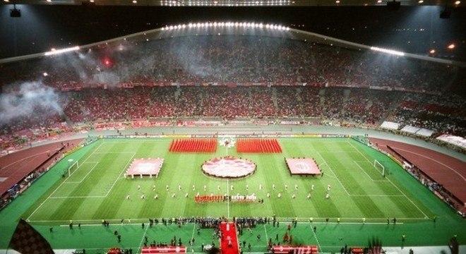 O Ataturk Olympic, o palco da grande decisão