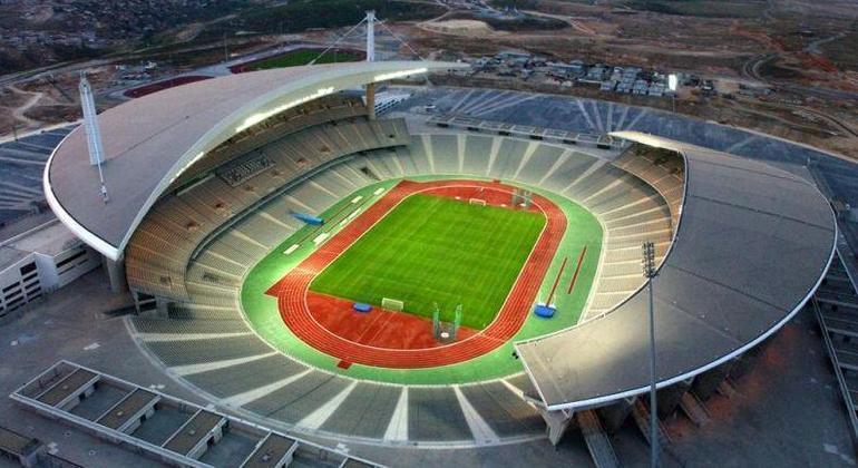 """O Ataturk Olympic, sede da final da """"Champions"""""""