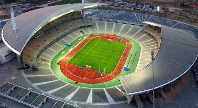 O Ataturk Olympic, palco da decisão