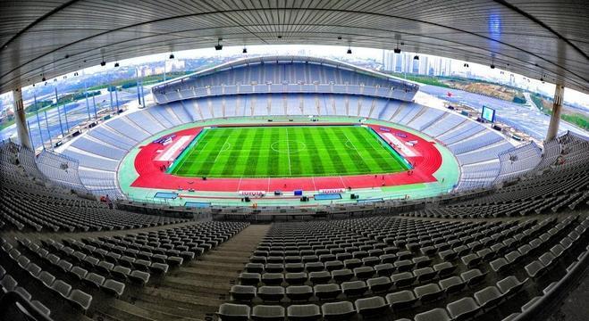 O Istambul Ataturk, palco da decisão de 2020/2021