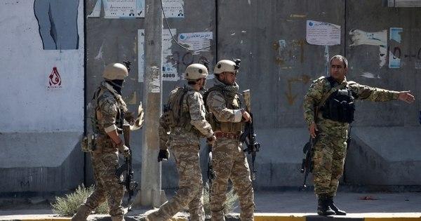Mais de 20 morrem em ataque perto de comício de presidente afegão