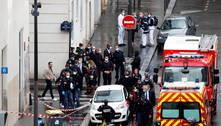 Ataque à faca fecha escolas e estações de metrô em Paris