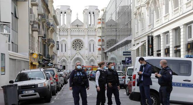 Violência cai na África e Oriente Médio e cresce na Europa