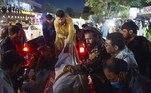 Os ataques aceleraram o fim do processo de evacuação de civis e diplomatas por parte da Alemanha que, por meio da Ministra da Defesa,Annegret Kramp-Karrenbauer, afirmou quesoldados, membros do ministério das Relações Exteriores e da polícia federal já foram retirados de avião de Cabul